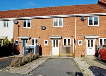 Thumbnail 2 bed terraced house for sale in Hilltop View, Langley Park, Durham