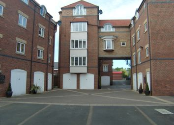 Thumbnail 2 bedroom flat for sale in Chantry Mews, Bridge Street, Morpeth