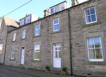 Thumbnail 3 bed town house for sale in South Terrace, Rothbury, Morpeth