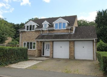 Thumbnail 4 bed detached house to rent in Farthing Lane, St. Ives, Huntingdon