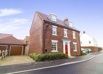 Thumbnail 5 bed detached house for sale in Hillrick Crescent, Yeovil