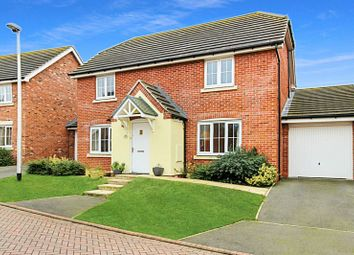 Thumbnail 4 bed detached house for sale in Maureen Campbell Drive, Wychwood Village, Weston