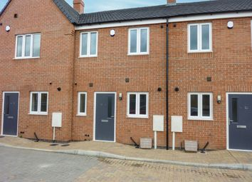 Thumbnail 2 bed terraced house for sale in Co-Op Close, Barwell, Leicester