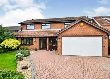 Thumbnail 4 bed detached house for sale in Briar Lane, Mansfield, Nottinghamshire