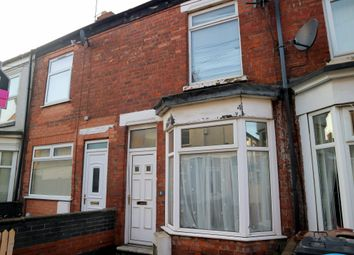 Thumbnail 2 bedroom terraced house to rent in Middleton Avenue, Rensburg Street, Hull, East Riding Of Yorkshire