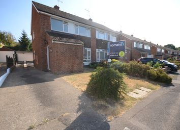 Thumbnail 3 bed semi-detached house to rent in Poolmans Road, Windsor