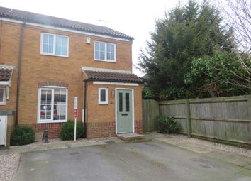 Thumbnail 3 bed end terrace house for sale in Kedleston Road, Grantham