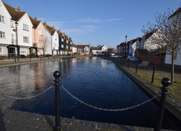 Thumbnail 4 bed town house to rent in Dry Dock, Wivenhoe, Colchester