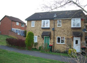 Thumbnail 2 bed terraced house to rent in Hollingbourne Crescent, Crawley