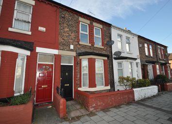 Thumbnail 3 bed terraced house to rent in Patten Street, Birkenhead