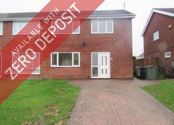Thumbnail 3 bed property to rent in Arundel Drive, Louth