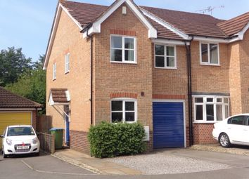 Thumbnail 3 bed semi-detached house to rent in Timor Close, Whiteley, Fareham, Hampshire