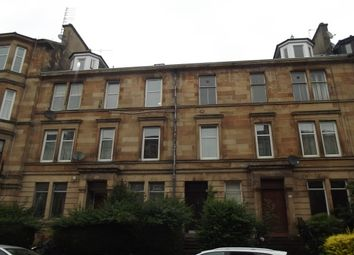 Thumbnail 3 bed flat to rent in Roslea Drive, Dennistoun
