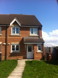 Thumbnail 3 bed terraced house to rent in Campion Road, Hatfield, Hertfordshire