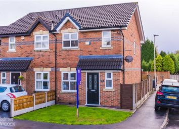 Thumbnail 3 bed semi-detached house for sale in Harbrook Grove, Hindley Green, Wigan, Lancashire