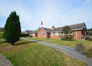 3 bed semi-detached bungalow for sale in Rogeron Close, Hundon, Sudbury CO10