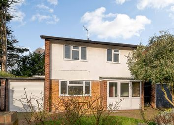 Thumbnail 3 bed detached house for sale in Harpenden Road, London