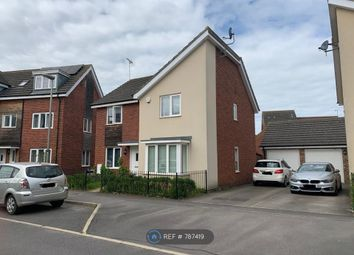 Thumbnail 4 bed detached house to rent in Causey Arch, Milton Keynes