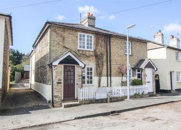 Thumbnail 3 bedroom terraced house to rent in High Street, Hinxton, Saffron Walden