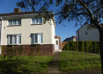 Thumbnail 3 bed semi-detached house to rent in South Avenue, Bawtry, Doncaster