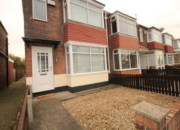 Thumbnail 3 bed end terrace house for sale in Rockford Avenue, Hull, East Yorkshire.
