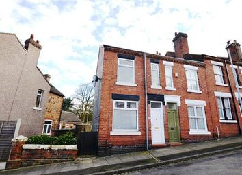 Thumbnail 2 bedroom end terrace house for sale in Dominic Street, Penkhull, Stoke On Trent