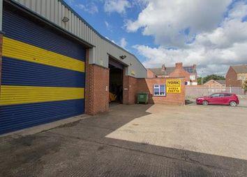Thumbnail Light industrial to let in Unit 5 Beckbridge Industrial Estate, Ripley Drive, Normanton
