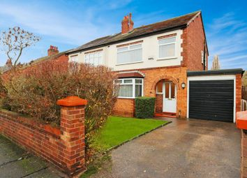Thumbnail 3 bed semi-detached house for sale in Jackson Avenue, Nantwich