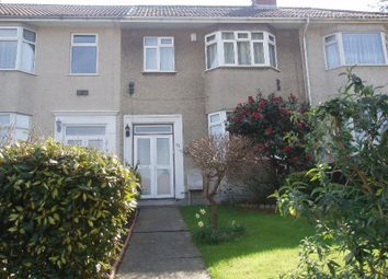 Thumbnail 3 bed terraced house to rent in Callington Road, Brislington, Bristol