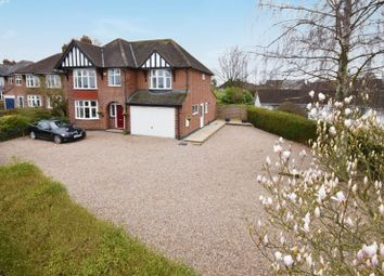 Thumbnail 5 bed detached house for sale in Glen Road, Oadby, Leicester
