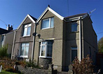 Thumbnail 2 bed semi-detached house for sale in Frampton Road, Gorseinon, Swansea