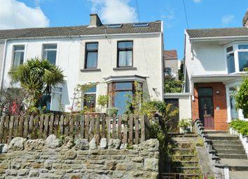 Thumbnail 3 bed end terrace house for sale in Penmaen Terrace, Swansea