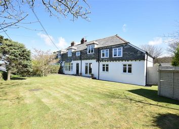 Thumbnail 5 bed semi-detached house for sale in Bossiney, Tintagel