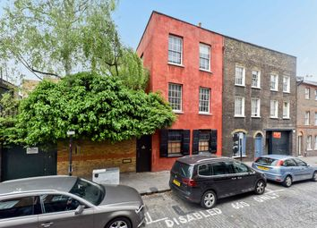 Thumbnail 5 bed town house to rent in Heneage Street, London