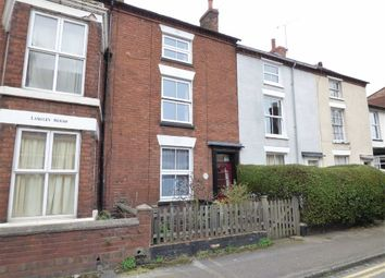 Thumbnail 4 bed terraced house for sale in County Road, Stafford