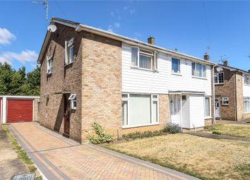 3 bed semi-detached house for sale in Edenham Crescent, Reading, Berkshire RG1