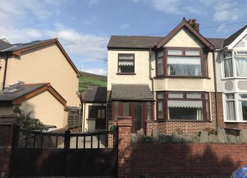 Thumbnail 3 bed semi-detached house for sale in Beechwood Road, Port Talbot, Neath Port Talbot.