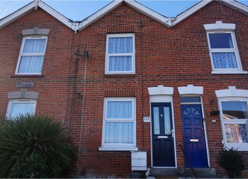 Thumbnail 2 bedroom terraced house for sale in Arctic Road, Cowes