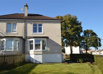 Thumbnail 3 bed semi-detached house for sale in Rotherwood Avenue, Knightswood, Glasgow