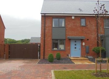 Thumbnail 3 bed property to rent in Higgs Row, Lawley, Telford