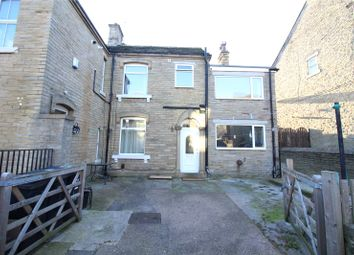 Thumbnail 3 bedroom end terrace house for sale in Houghton Street, Brighouse, West Yorkshire