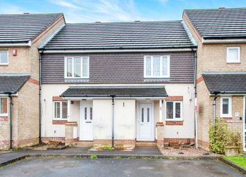 Thumbnail 2 bed terraced house for sale in Ensign Drive, Gosport