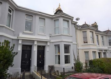 Thumbnail 2 bedroom flat for sale in Baring Street, Greenbank, Plymouth, Devon