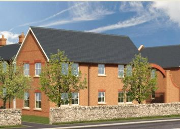 Thumbnail 2 bed flat for sale in Kings Park, Old Hospital Site, Kings End, Bicester