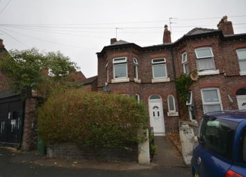 Thumbnail 3 bedroom terraced house to rent in Halcyon Road, Birkenhead, Wirral