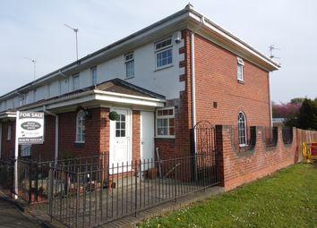 Thumbnail 2 bed terraced house for sale in Millne Court, Bedlington