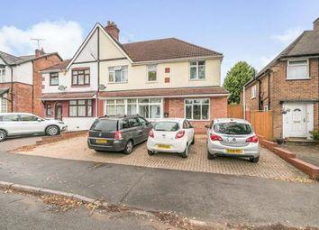 7 bed semi-detached house for sale in Gibbins Road, Selly Oak, Birmingham, West Midlands B29