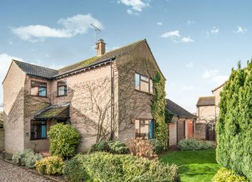 Thumbnail 3 bed detached house for sale in Malthouse Close, Watton, Thetford