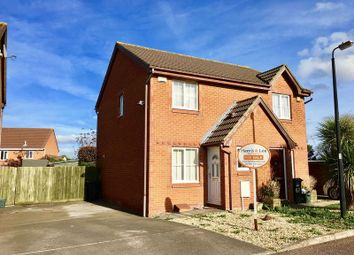 Thumbnail 2 bed semi-detached house for sale in The Cornfields, Weston-Super-Mare