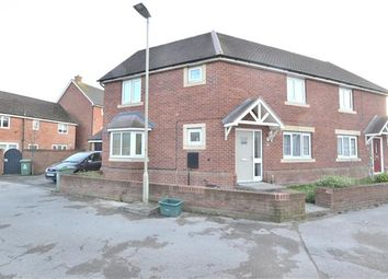 Thumbnail 3 bed semi-detached house for sale in Cosford Close Kingsway, Quedgeley, Gloucester